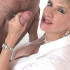Lady sonia rides schlong for a cumload – compliments of Lady Sonia